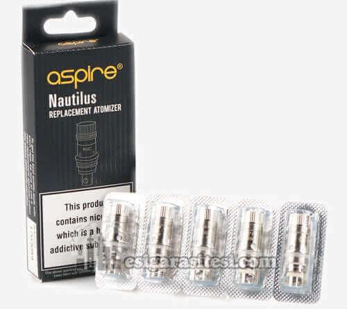 Aspire Nautilus 2 Hazır Coil 5 li Paket %100 Orjinal