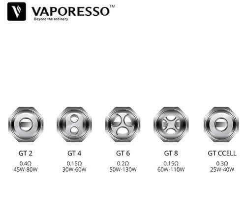 Vaporesso GT4 Coil