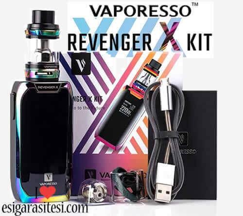 Vaporesso Revenger X Elektronik Sigara En Uygun Fiyat
