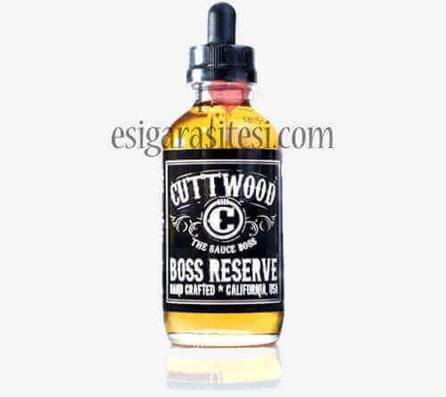 Cuttwood Boss Reserve Premium Likit 120ML