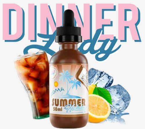 Dinner Lady Cola Shades Premium Likit 60ML