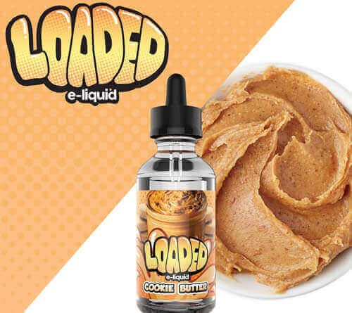 Loaded Cookie Butter 120ML Premium Likit