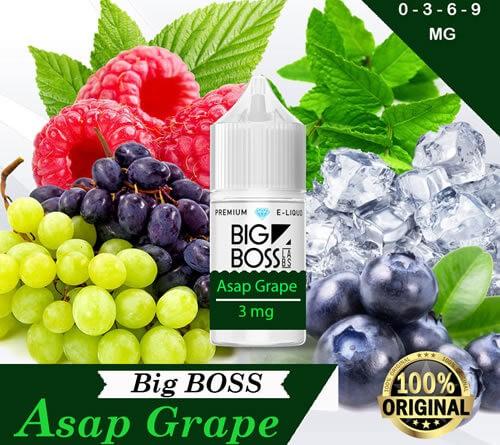 Big Boss Asap Grape Likit