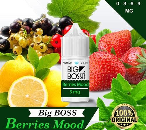 Big Boss Berries Mod Likit