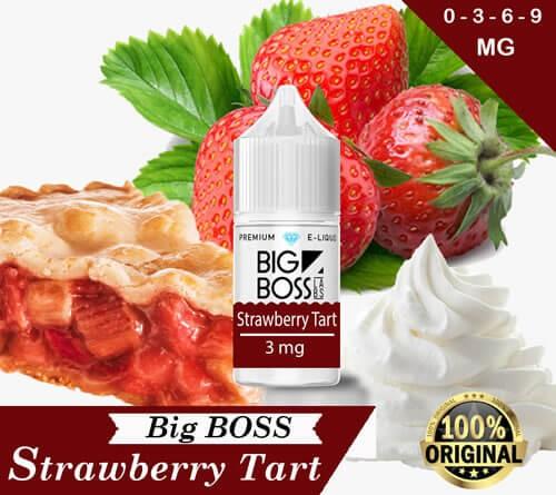 Big Boss Strawberry Tart Likit